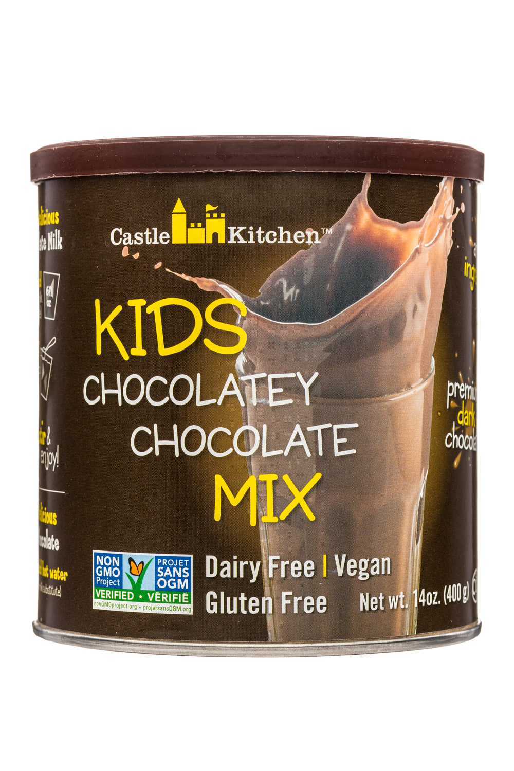 Kids Chocolatey Chocolate Mix