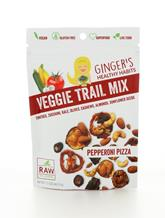 Veggie Trail Mix - Pepperoni Pizza
