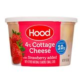 4% Cottage Cheese with Strawberry added 16oz