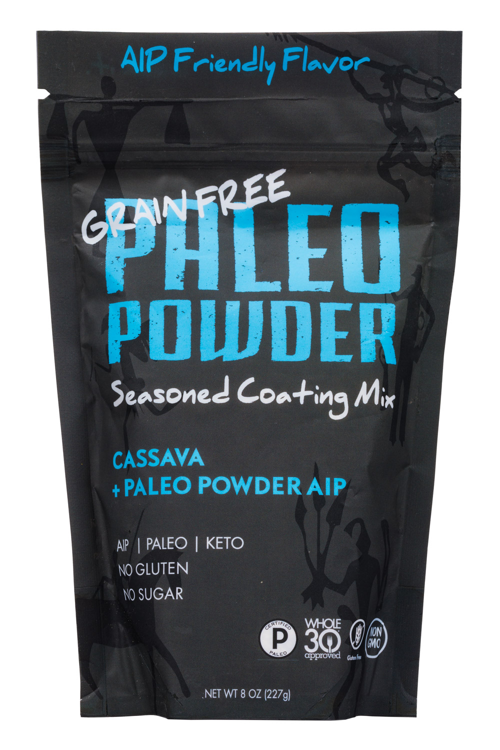 Cassava + Paleo Powder Aip