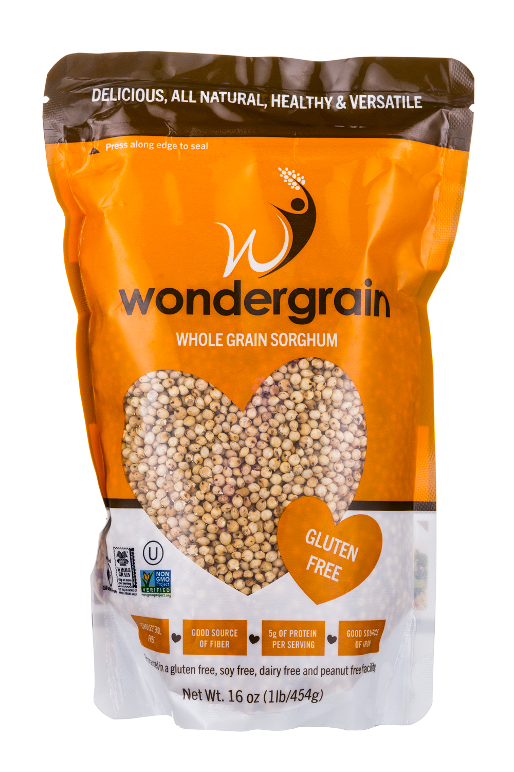 Whole Grain Sorghum