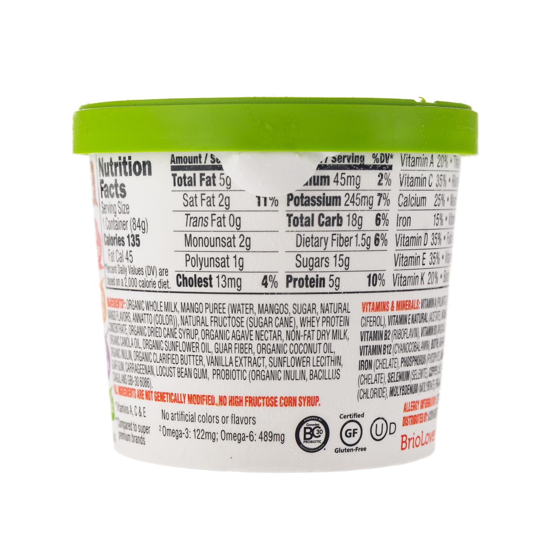 Brio Ice Cream | NOSH.com