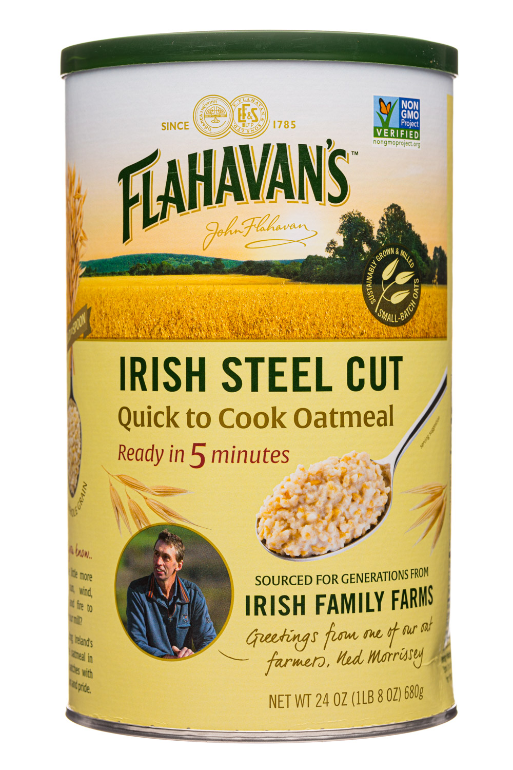 Irish Steel Cut (24oz jar)