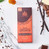 CBD Chocolate Bar | Quinoa Crunch | 100mg CBD