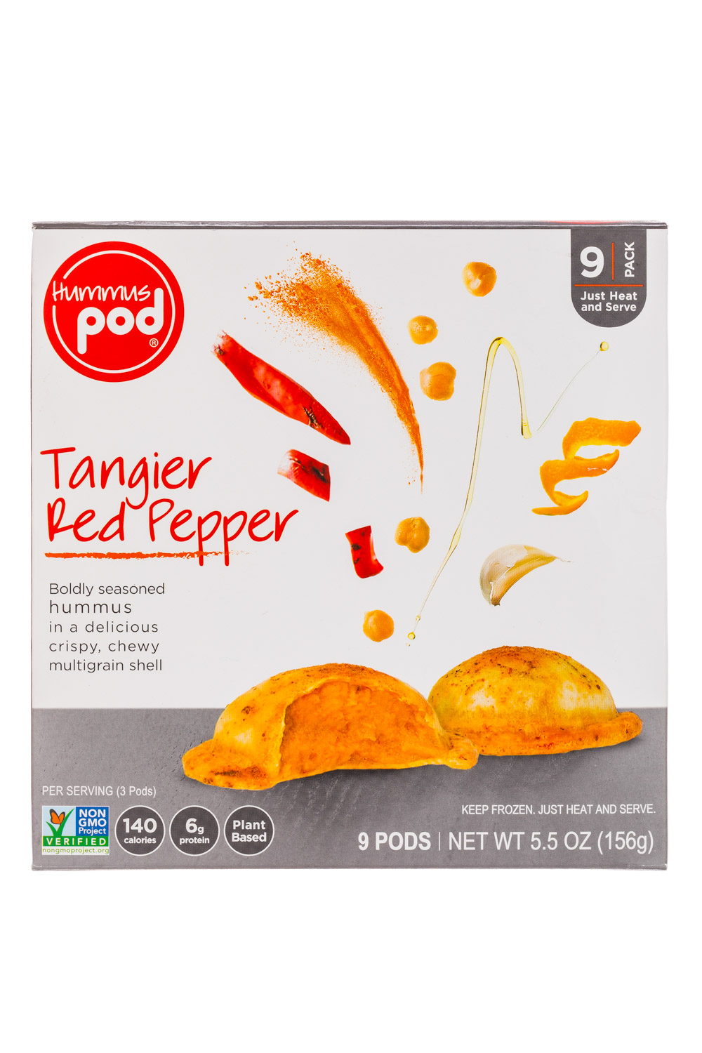 Tangier Red Pepper