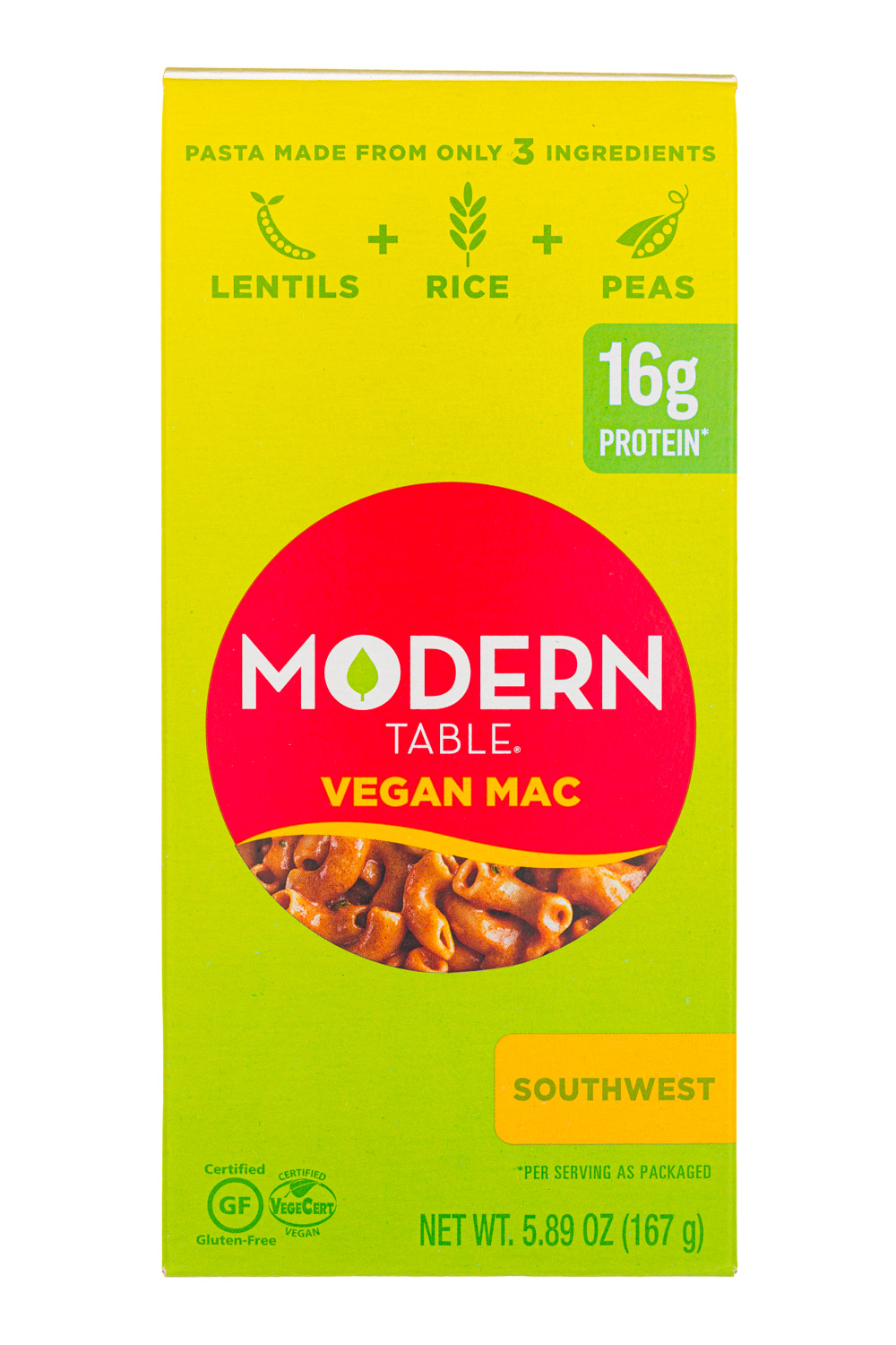 Vegan Mac: Southwest 2019