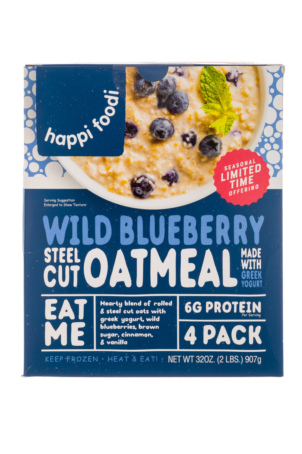 Wild Blueberry (4 pack)
