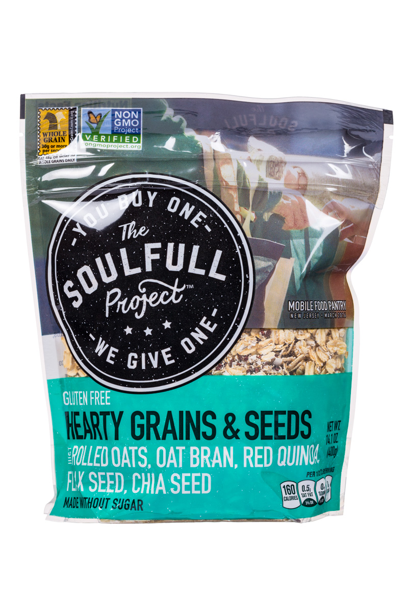Hearty Grains & Seeds