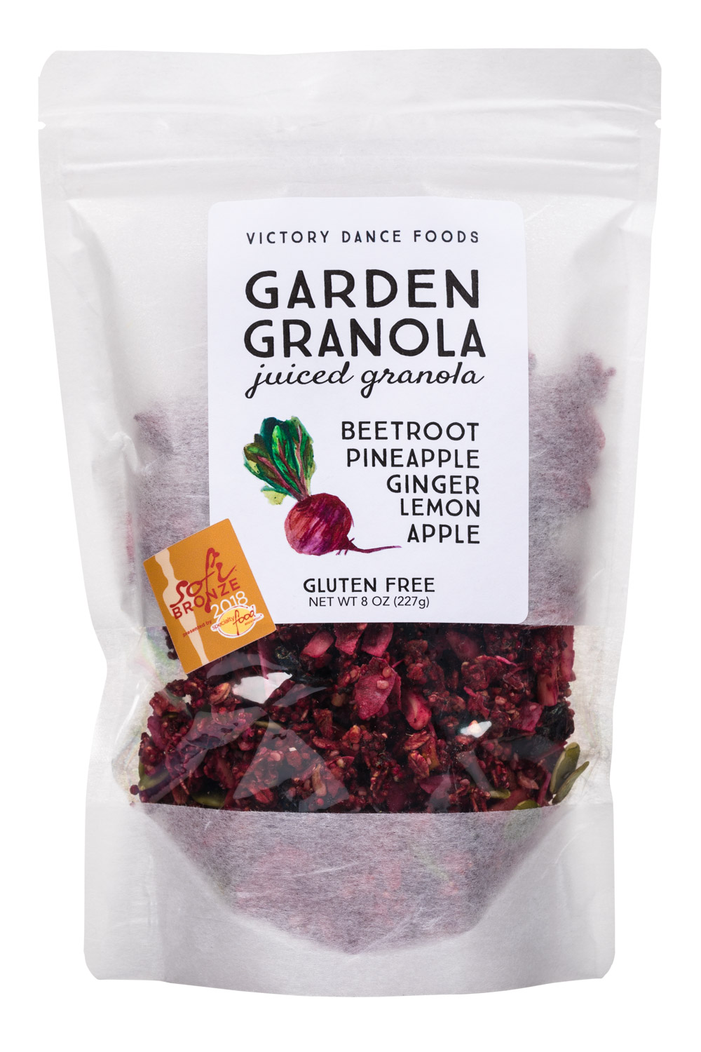Garden Granola (8 oz bag)