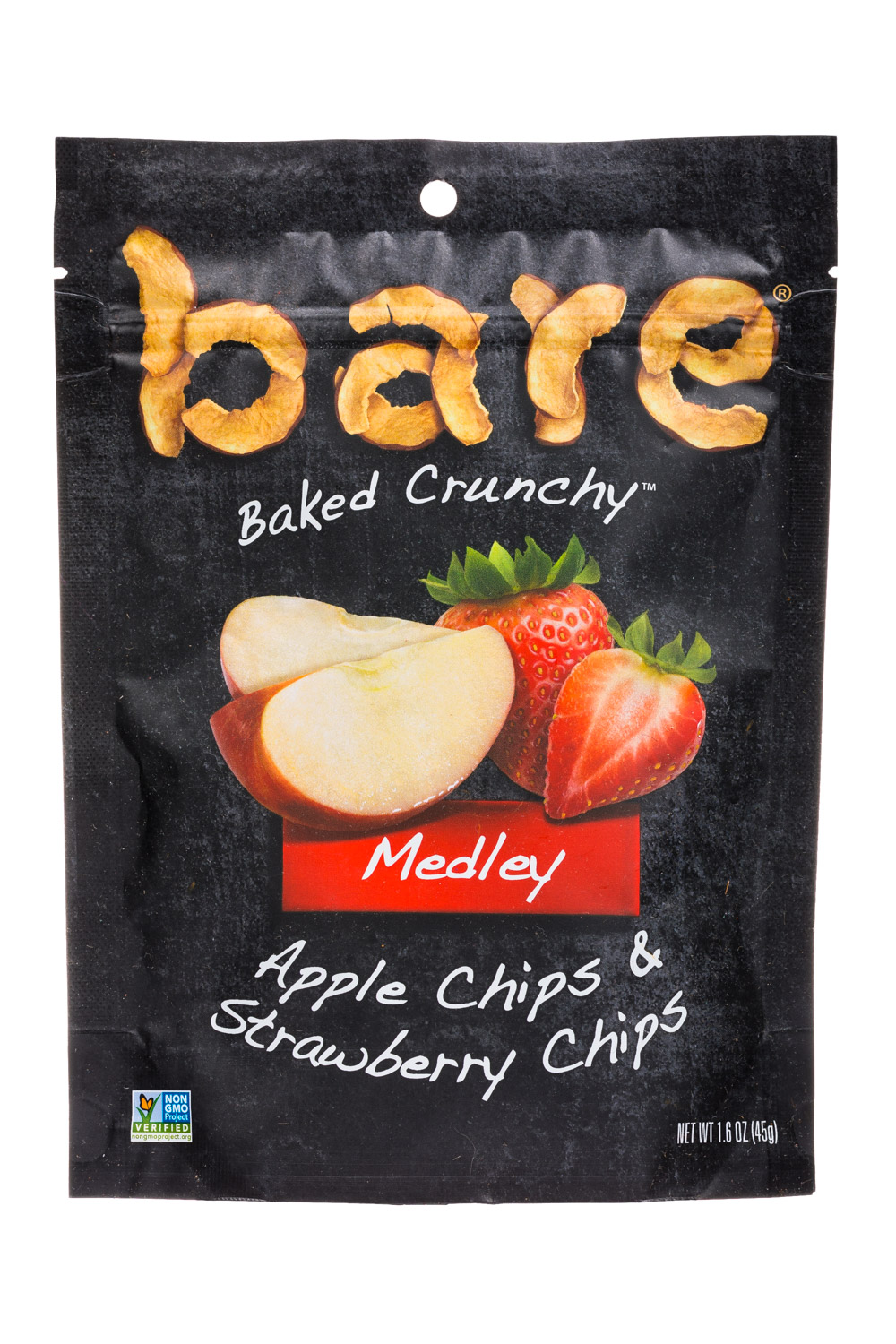 Apple Chips & Strawberry Chips