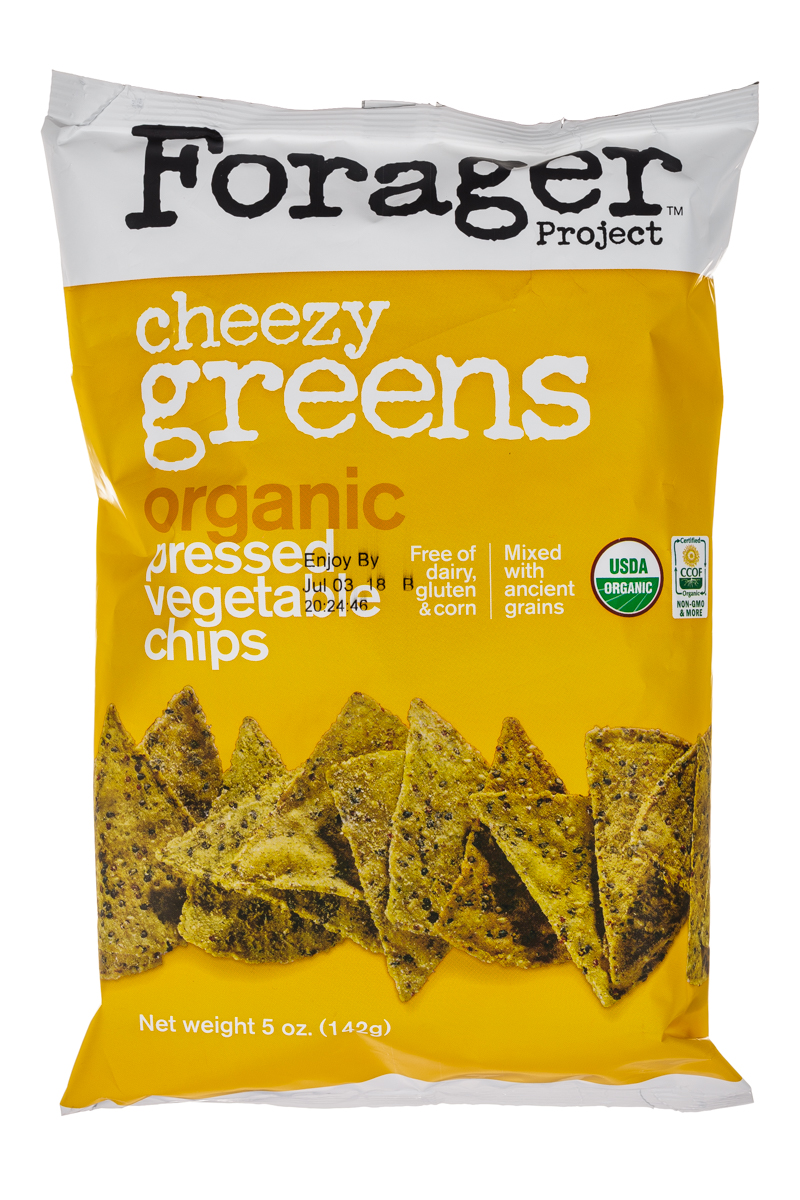 Cheezy Greens