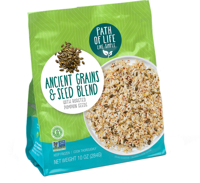 Ancient Grains & Seed Blend